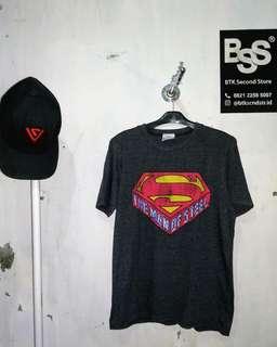 Superman tshirt 100% original
