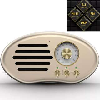 Retro Picnic S6 Bluetooth Radio