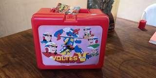 Voltes Five Rare Lunch Box