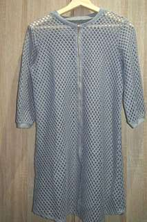 #mausupreme Baju Adoreble Project Grey Fit to L