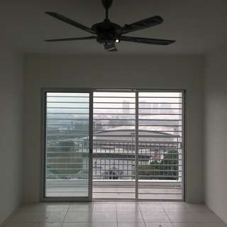 PPA1M Apartment in Bukit Jalil, Near LRT and view of Stadium Bukit Jalil