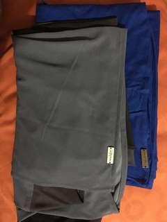 Nealofar Basic Ombre and royal blue