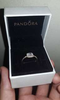 Authentic Pandora Gold Ring