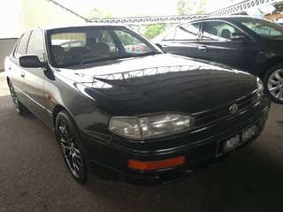 Toyota Camry 2.2 auto carking