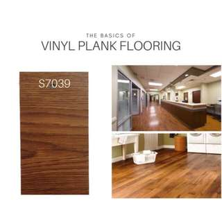 Vinyl Plank Flooring 7039- 36Sqft (24pcs)