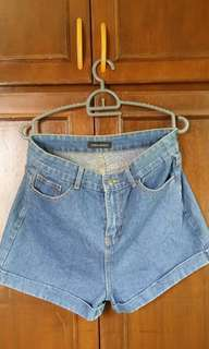 Zara Denim shorts