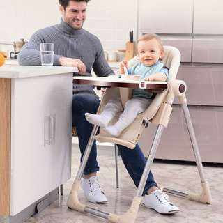 KT047-Multifunctional Foldable Baby Chair
