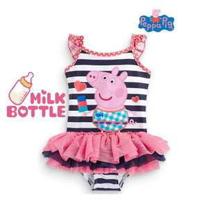 Peppa pig 泳衣