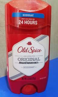 Old Spice High Endurance Deodorant Long Lasting Stick, Original 2.25 oz