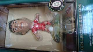 Ltd edition Robbie Fowler figurine