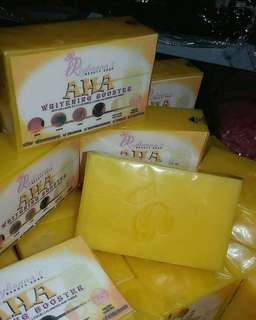 AHA SOAP NOW AVAILABLE!!!