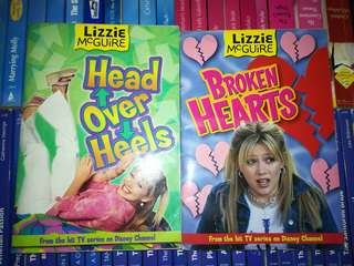Disney's Lizzy Mcguire Collection