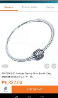 Pandora Bracelet REPRICE RUSH !