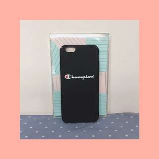 Champion iphone 6/6s case #mausupreme
