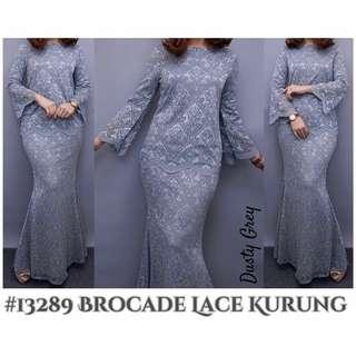 Brocade Lace Kurung INSTOCKS