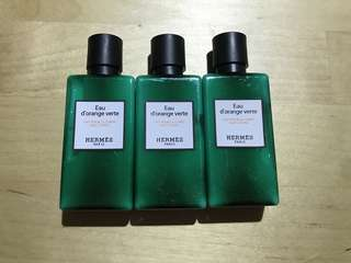 BN Hermes Toiletries Body Lotion