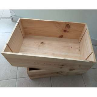 Wine Crates for RENTAL
