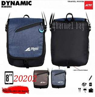 Tas Selempang Travel pouch REI 20202