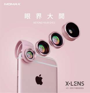 Momax X Lens 鏡頭組合