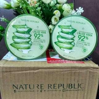 Nature Republic New Smoothing & Moisture Aloe Vera
