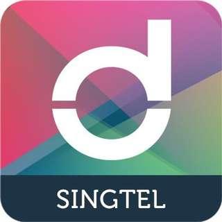Singtel Dash Free $5!!