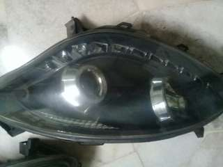 Procjecter lamps for old myvi model