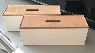 IKEA 電缐盒
