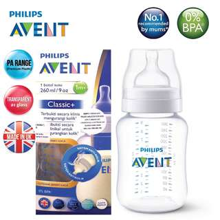 Philips Avent Classic+ PA Baby Bottle SCF454/17