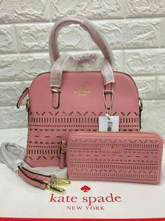 Kate Spade Bag and Pouch