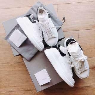 🎁ALEXANDER MCQUEEN oversized Sneakers 🎁