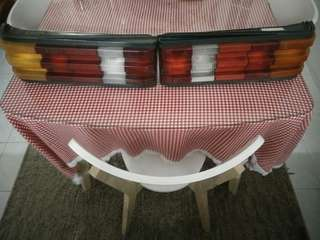 Mercedes Benz 190e tail lamp