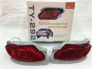 Rear Bumper Reflector Light For Vios08'
