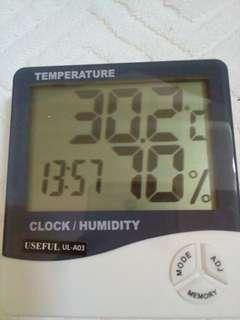 時間 溫度 濕度 計