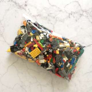 Lego blocks/bricks
