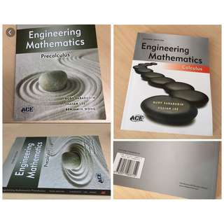 Temasek Polytechnic textbooks engineering course
