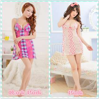 Muimui Sexy Women New Arrival Polyester Lingerie Nightdress With 2 Colours M6963