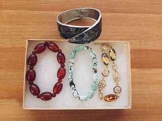 Bulk Premium Jewellery Silver Agate Gemstone Crystal