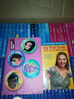 Books for girls 20 php bundle