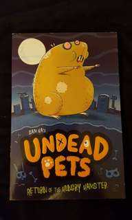 Undead Pets ~ Return of the Hungry Hamster