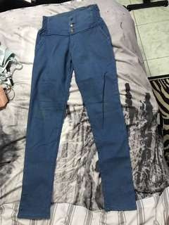 REPRICED!! High/ mid waist pants