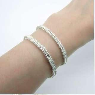 925 silver bracelet 925純銀手鏈 $200 & $380