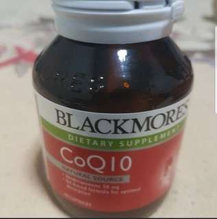 Selling Brand New Sealed Blackmores CoQ10