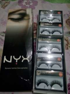 Nyx False Eyelashes A8