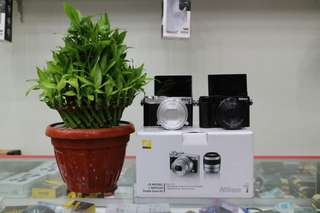 CASH / CREDIT CAMERA NIKON J5 DP MURAH