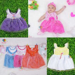 Dress Baby Girls