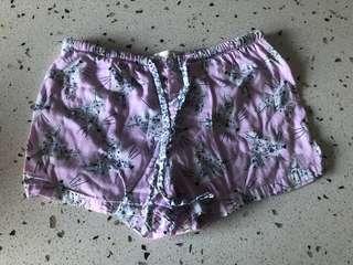 Peter Alexander Pajama shorts