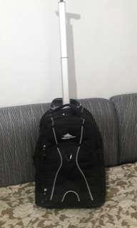 High Sierra wheeled bag