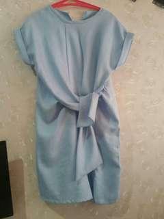 New Dress Biru