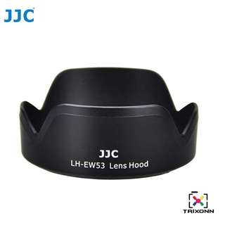 JJC LH-EW53 Lens Hood for Canon EF-M 15-45mm f/3.5-6.3 IS STM 15-45 EW-53