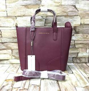 Charles & Keith Handbag w/ sling